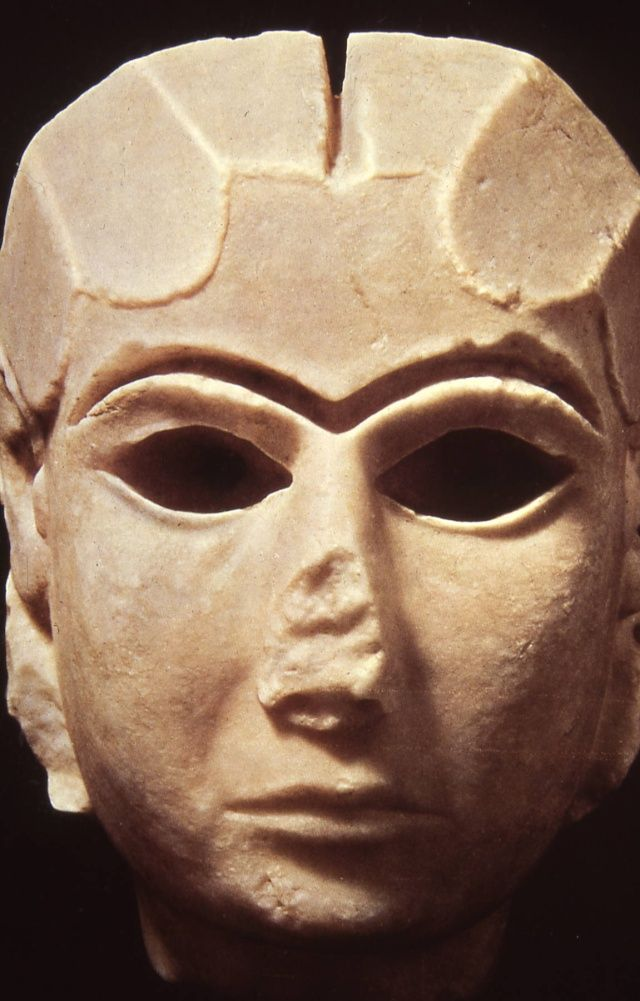 inanna female head from uruk warka - photo #20