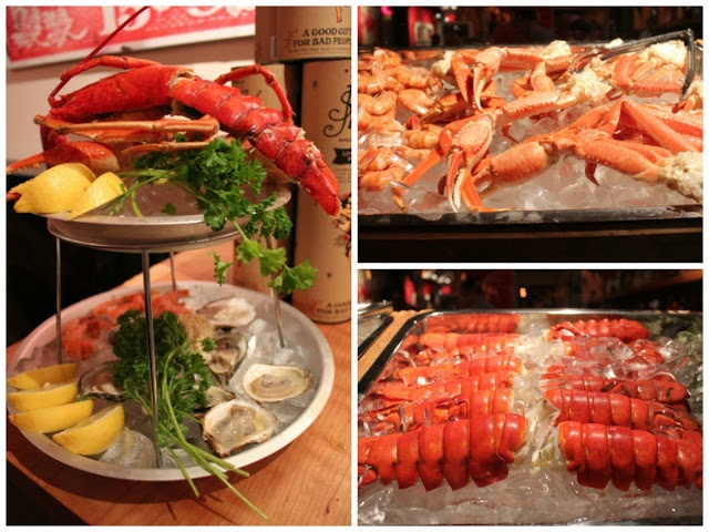 Rock Lobster Seafood Co. Toronto. Lobster, seafood and oysters!