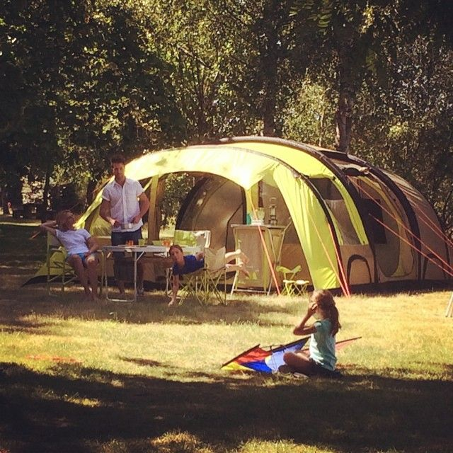 Outdoor forever ! #camping #trigano