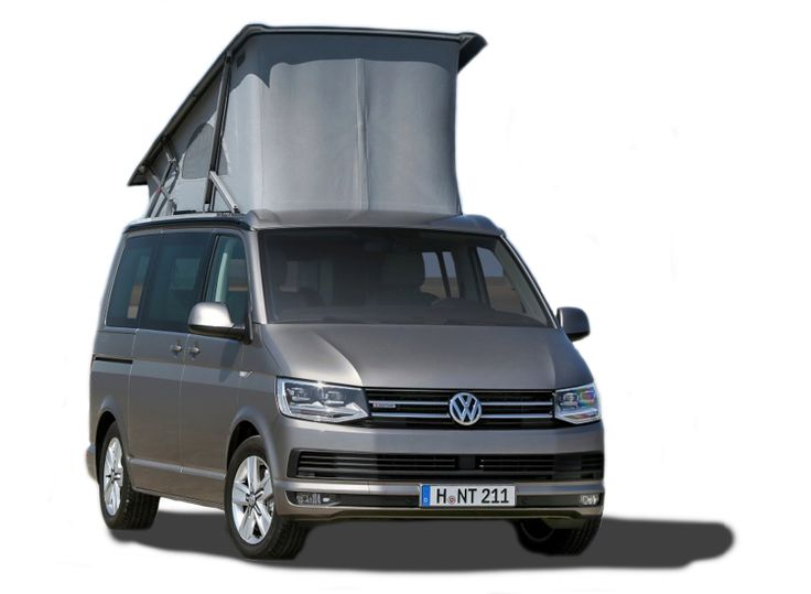 Compact - VW California. Explore Scotland in Style. Campervan and Motorhome Hire Scotland. Call 0131 653 5023 today to book. Roseisle Luxury Campervan Hire.