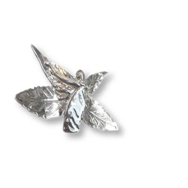 Angel with gem