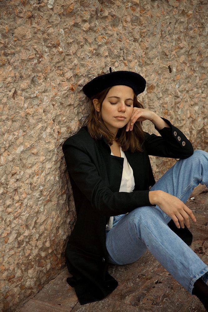 La actriz argentina Justina Bustos