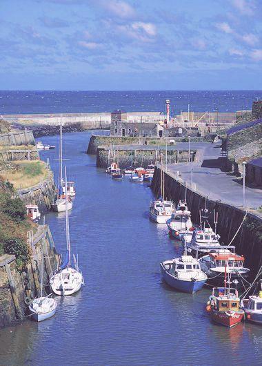 Amlwch Harbour