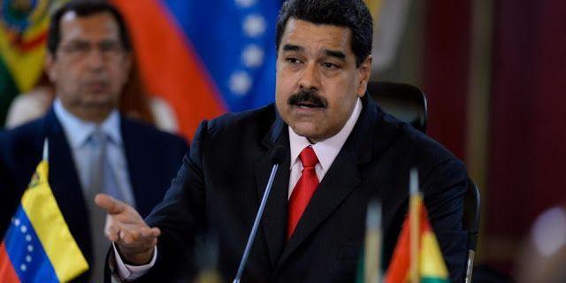 ¡YA LO VEREMOS! Maduro informa que el dólar dejara de ser nuestra moneda de cambio en el mercado internacional. http://noticiasconnoticias.blogspot.com/2017/09/maduro-informa-dolar-dejara-nuestra-moneda-cambio-mercado-internacional.html