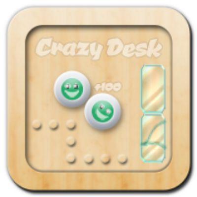 Crazy Desk