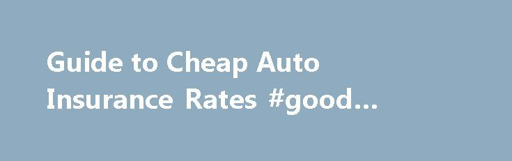 Perfect 25 Best Ideas About Car Insurance Rates On Pinterest