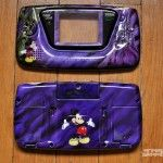 [CUSTOM] Game Gear Custom Mickey Castle of Illusion by Anark Grafik