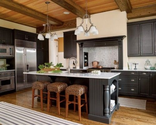 Me like!! Dark with a warm mix of timbers