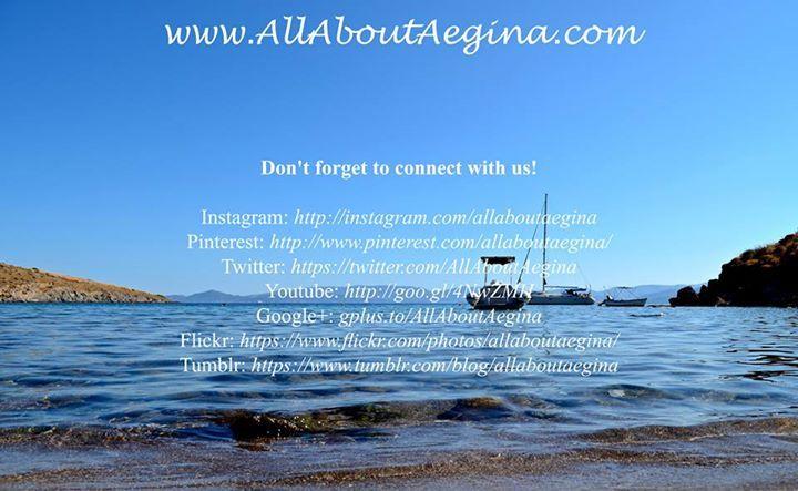 Connect with www.AllAboutAegina.com