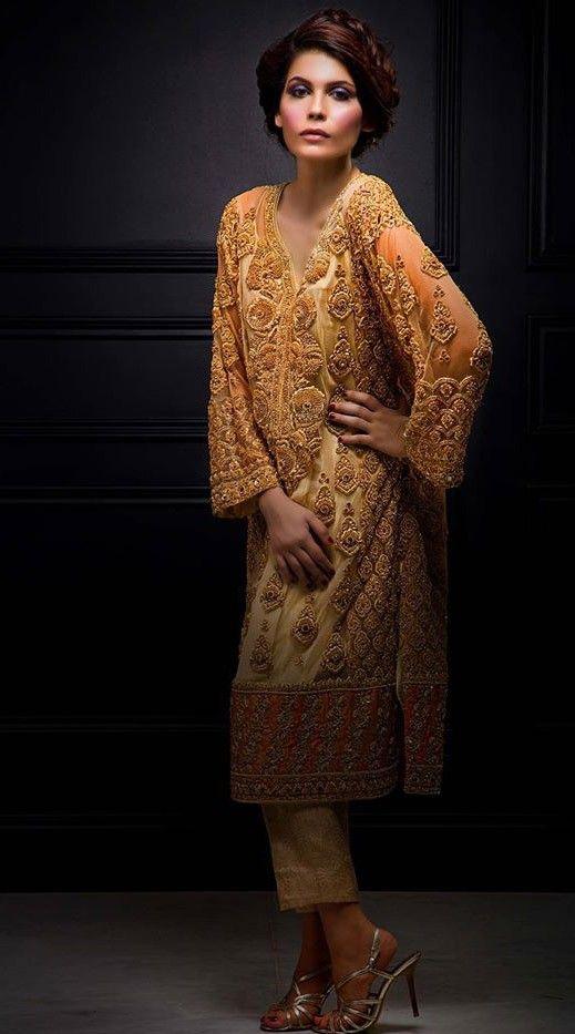 Buy Pakistani Designer Party Dresses | Party Wear Suits Online