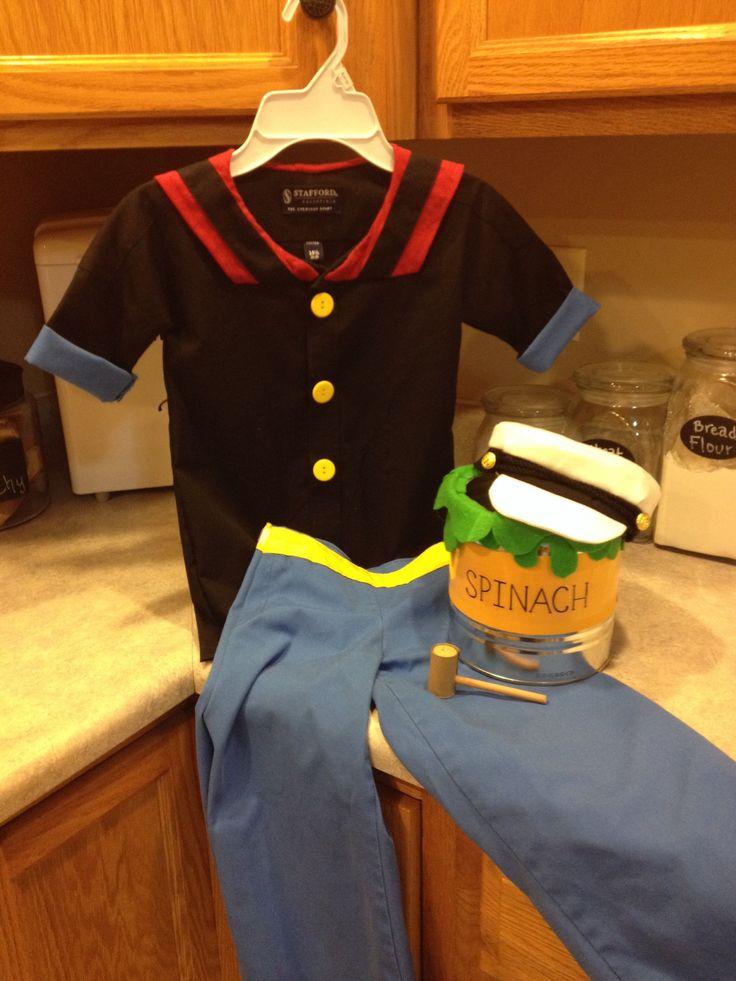 c4a835e03ca99c99ad3880465d127779 popeye costume homemade