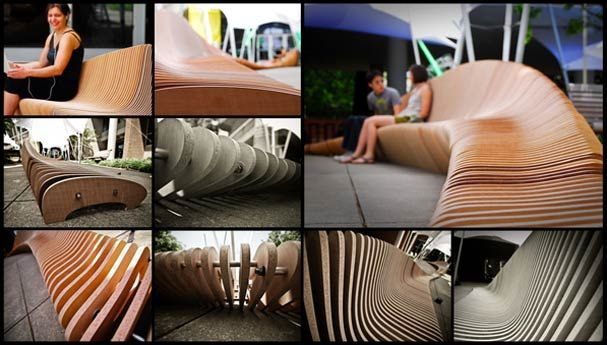 Centennial Bench | Street Furniture | Pinterest | Bench, Street Furniture  And Architecture