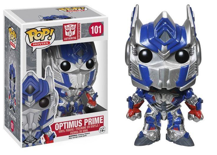 Transformers POP! Vinyl Figur Optimus Prime 10 cm Transformers - Hadesflamme - Merchandise - Onlineshop für alles was das (Fan) Herz begehrt!