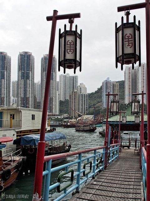 Hong Kong - Aberdeen