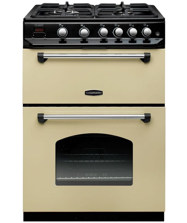 Buy Rangemaster Classic Double Gas Cooker - Cream at Argos.co.uk - Your Online Shop for Freestanding cookers.