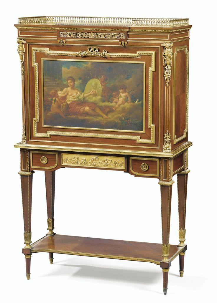 842 best antiques images on pinterest antique furniture. Black Bedroom Furniture Sets. Home Design Ideas
