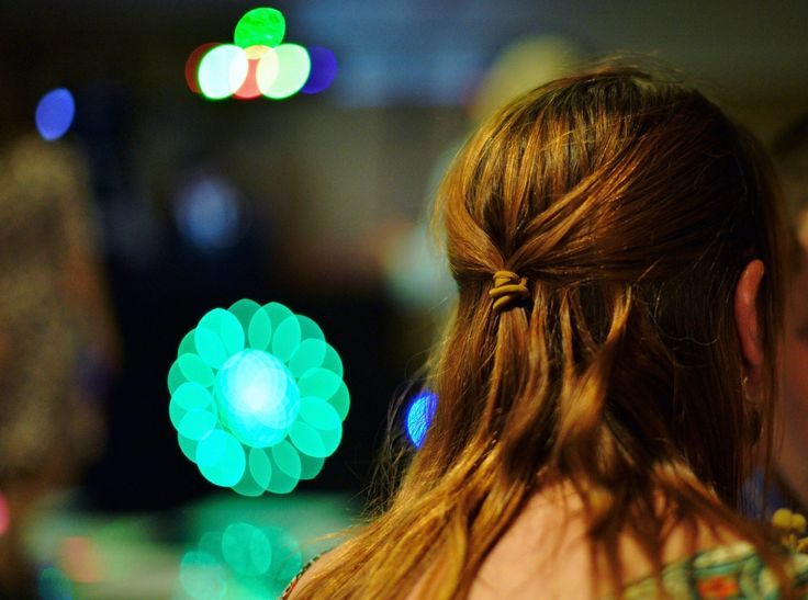 My attempt at Bokeh