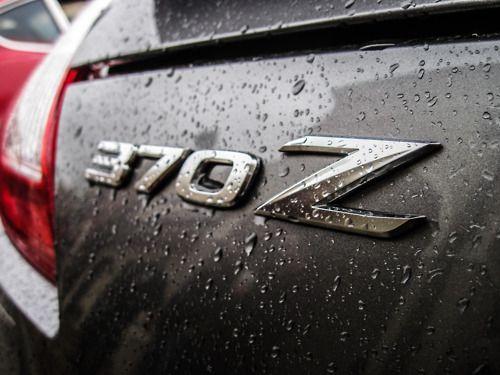 Nissan 370 Z.