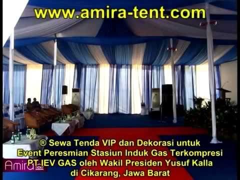 Sewa Tenda Event Peresmian Pabrik