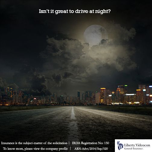 The serene night drive, windows down, the cool breeze and the gentle moonshine caressing your face. Is this one of your #DrivingJoys?