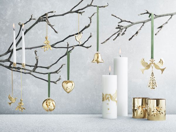 Label family christmas COLLECTABLES - georg jensen