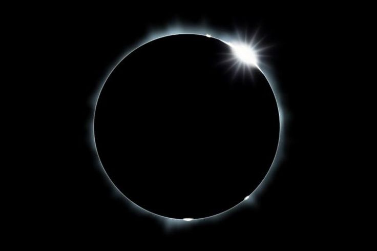 On August 21, 2017, a Black Moon will cause a total solar eclipse which is an extremely rare combination.  This eclipse will be a spectacular sight and will be visible all across the United States. This has earned it the nickname the Great American Eclipse, although it will also be visible in other countries.