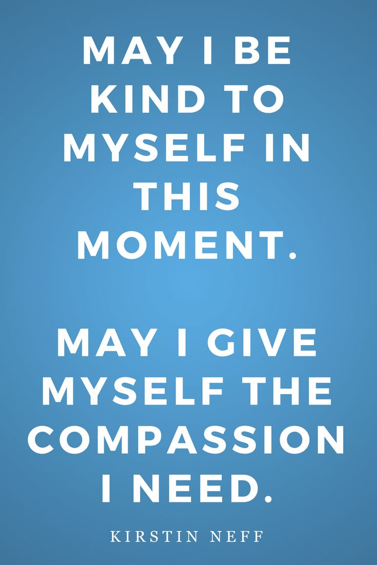 Self-Compassion •~• Kirstin Neff