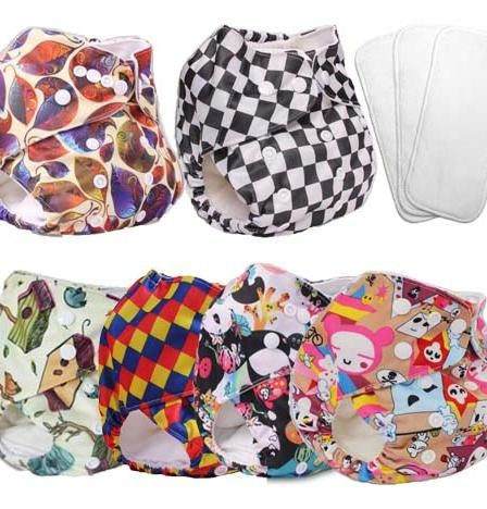 wahm cloth diapers