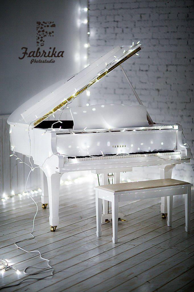 Фортепиано белое картинки