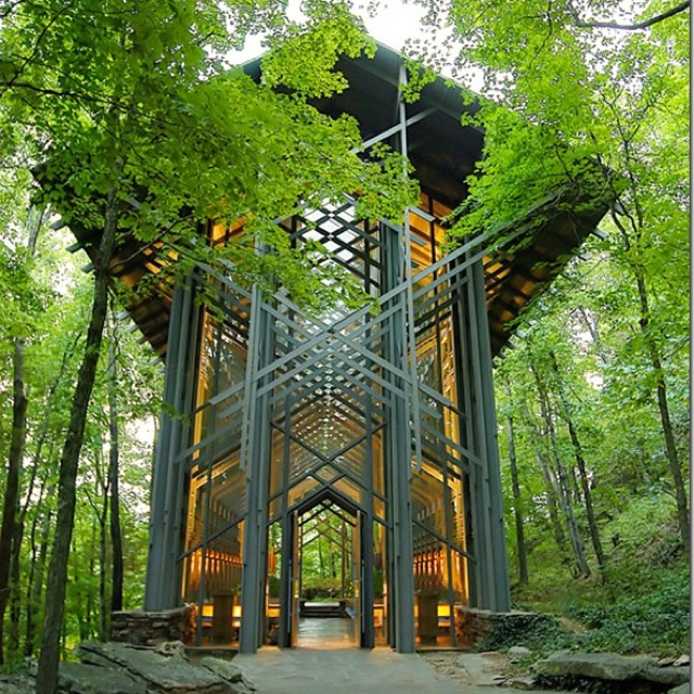A structure on nature setting