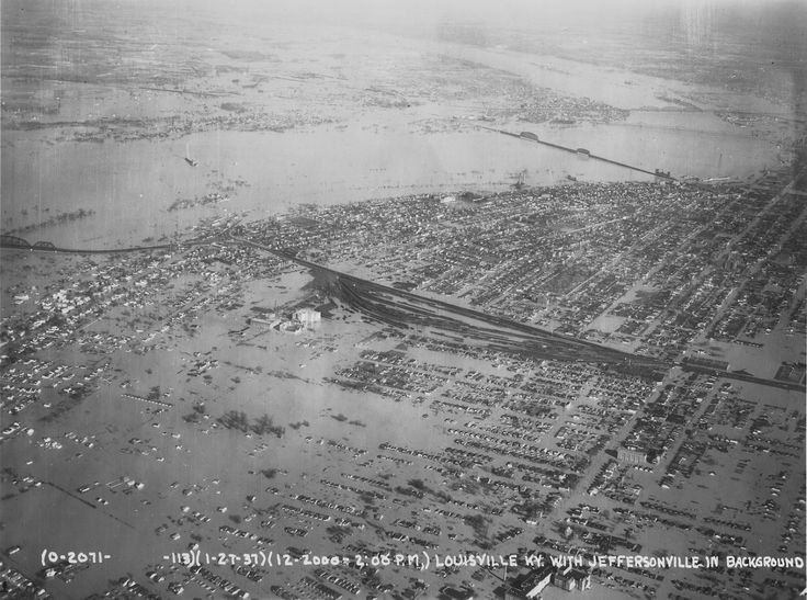 """the louisville flood Unsolicited by the people of louisville, funds have rolled in from all sources in amounts from $1 to $500 for the sufferers from the flood"""" the courier later became a lost-and-found of sorts, even publishing photos that had been found in the debris and turned in to the office (oct 12)."""