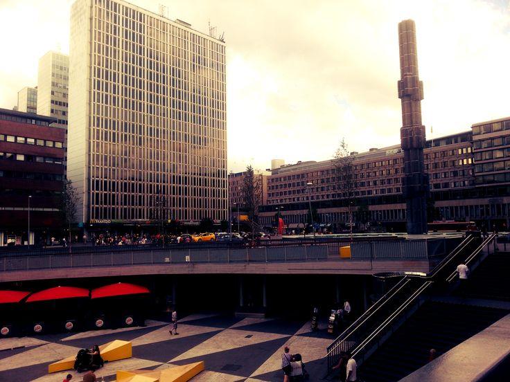 Stockholm city center