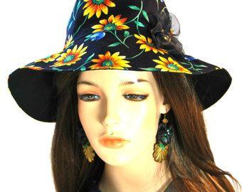 Pretty sun hat