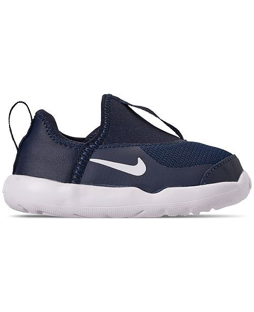 ce3d21b0 Nike Toddler Boys' Lil' Swoosh Athletic Sneakers from Finish Line ...