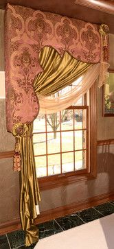 17 Best Ideas About Victorian Window Treatments On