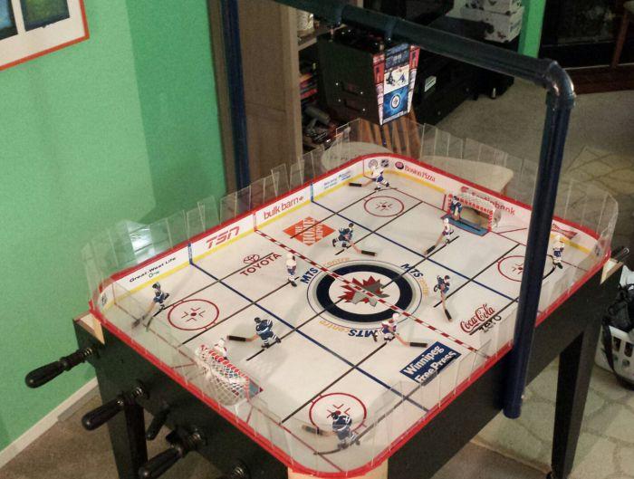 Rod Hockey Hockey Games Hockey Diy Hockey Shop