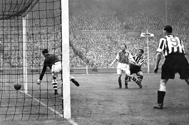Image result for 1952 football UK