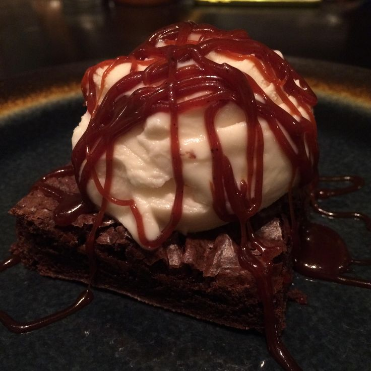 I made Ghost Pepper Mocha Brownies with 7 Pot Caramel Sauce (album) #spicy #food #hot #foodporn #delicious #yummy #foodie #dinner #dirty