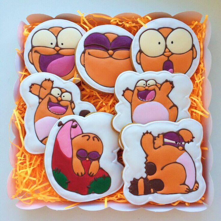 Viber, cookies, gingerbread, cats