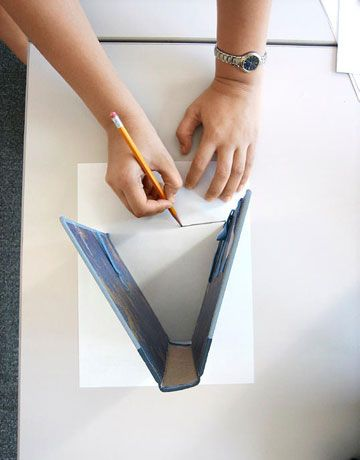 diy book purse with super easy, excellent tutorial.
