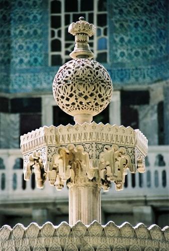 Ornament in Topkapi Palace