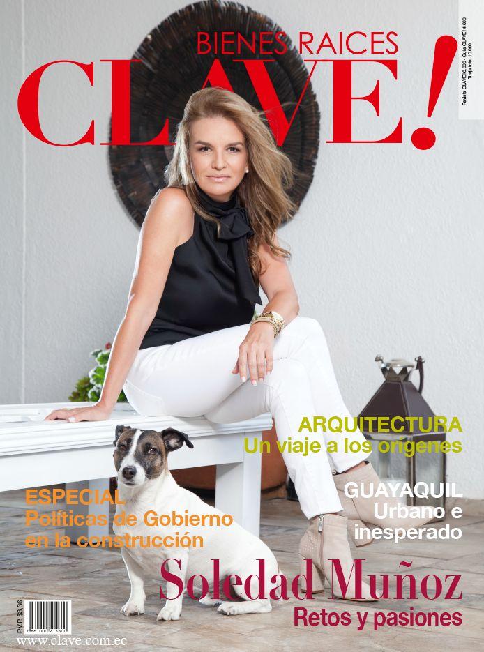Ed. 51  Portada: Soledad Muñoz, restauradora  Foto: Chris Falcony  Producción: María Gracia Banderas