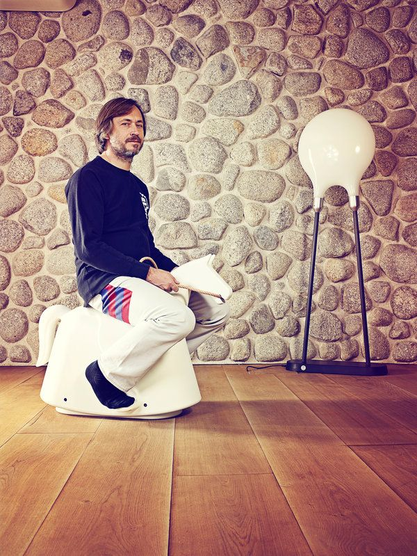 Marc Newson. The quintessential rockstar designer. He has designed almost every kind of product.