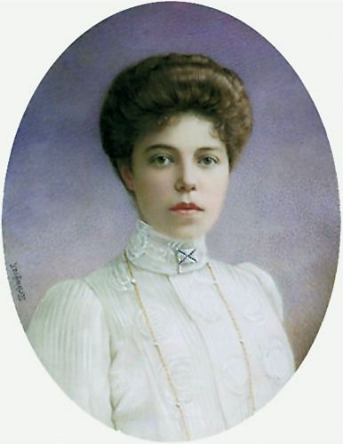 The Romanovs - Grand Duchess Olga Alexandrovna, sister of Nicholas II. considered by many to be the Last Grand Duchess of Russia. She died in 1960 in Canada.