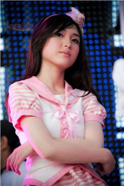 Shinta Naomi JKT48 kapten team K