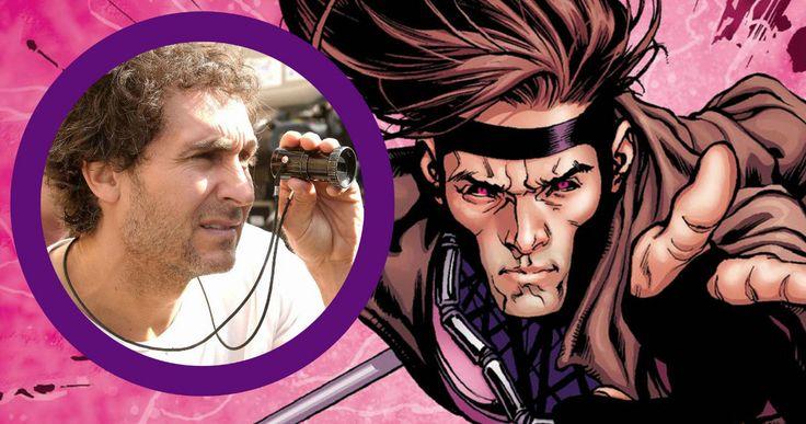 'X-Men' Spinoff 'Gambit' Targets 'Edge of Tomorrow' Director -- 'Gambit' Star Channing Tatum Wants director Doug Liman to take over his 'X-Men' solo adventure. -- http://movieweb.com/gambit-movie-director-doug-liman-x-men/