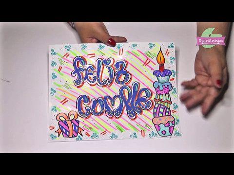 Tarjeta de amor en letra Timoteo DIY manualidades - YouTube