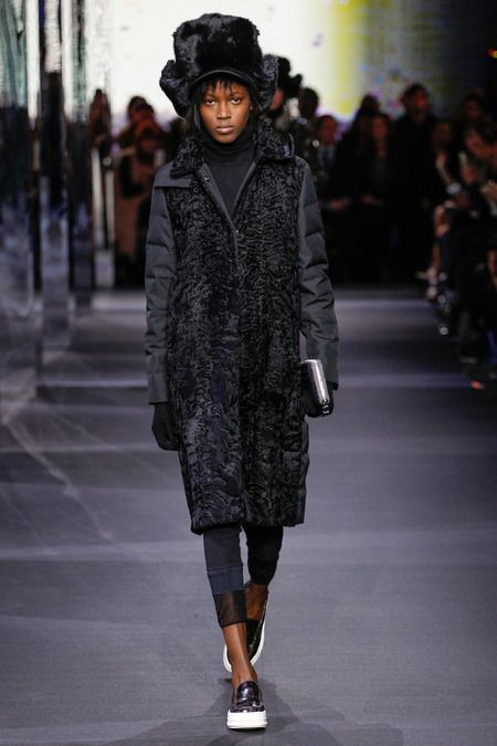 Moncler Gamme Rouge   Fall 2014 Ready-to-Wear Collection   Style.com