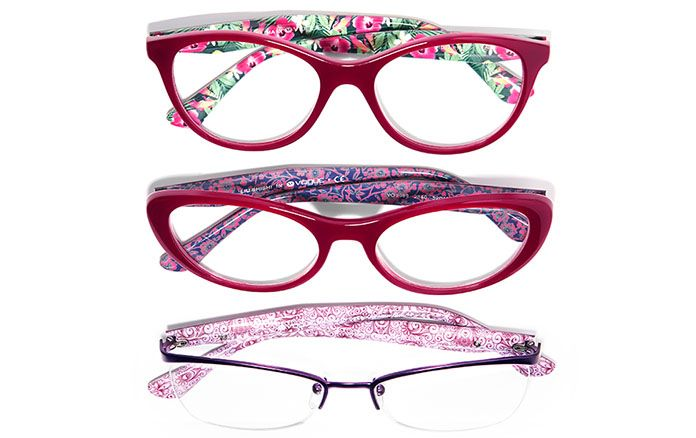 Texture Collection - Special Collections - Vogue Eyewear - South Africa