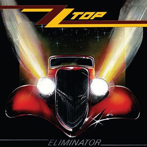 ZZ Top - Eliminator Limited Edition Colored Vinyl LP